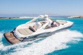 42 ft. Sunseeker Superhawk 40 Motor Yacht Boat Rental Eivissa Image 3