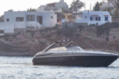49 ft. Sunseeker Superhawk Motor Yacht Boat Rental Eivissa Image 1