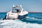 62 ft. Alfamarine 60 Motor Yacht Boat Rental Eivissa Image 5