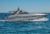 54 ft. Princess 55 Motor Yacht Boat Rental Eivissa Image 1