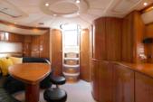 54 ft. Princess 55 Motor Yacht Boat Rental Eivissa Image 4