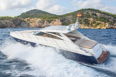 60 ft. Princess v 58 Motor Yacht Boat Rental Eivissa Image 1