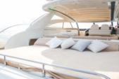 60 ft. Princess v 58 Motor Yacht Boat Rental Eivissa Image 2