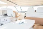 60 ft. Princess v 58 Motor Yacht Boat Rental Eivissa Image 3
