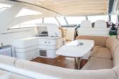 60 ft. Princess v 58 Motor Yacht Boat Rental Eivissa Image 4