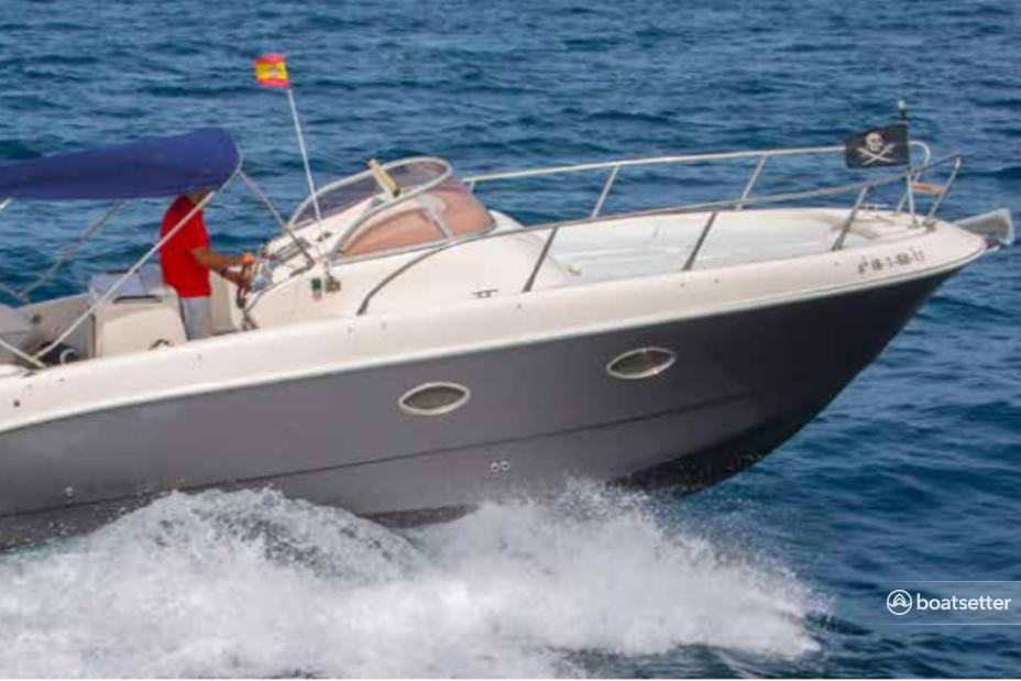 Rent a Mano Marine motor yacht in Eivissa, PM near me