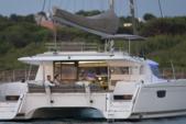 50 ft. Fountaine Pajot Saba Sloop Boat Rental Charlotte Amalie Image 1
