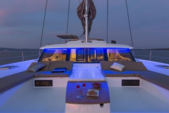 50 ft. Fountaine Pajot Saba Sloop Boat Rental Charlotte Amalie Image 2