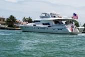 75 ft. Johnson N/A Motor Yacht Boat Rental Miami Image 1