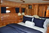 75 ft. Johnson N/A Motor Yacht Boat Rental Miami Image 6
