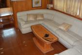 75 ft. Johnson N/A Motor Yacht Boat Rental Miami Image 7