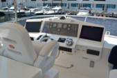 75 ft. Johnson N/A Motor Yacht Boat Rental Miami Image 8