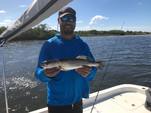 25 ft. Carolina Skiff 258 Dlv Center Console Boat Rental Tampa Image 12