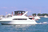 41 ft. Carver 380 Santego Motor Yacht Boat Rental Chicago Image 1