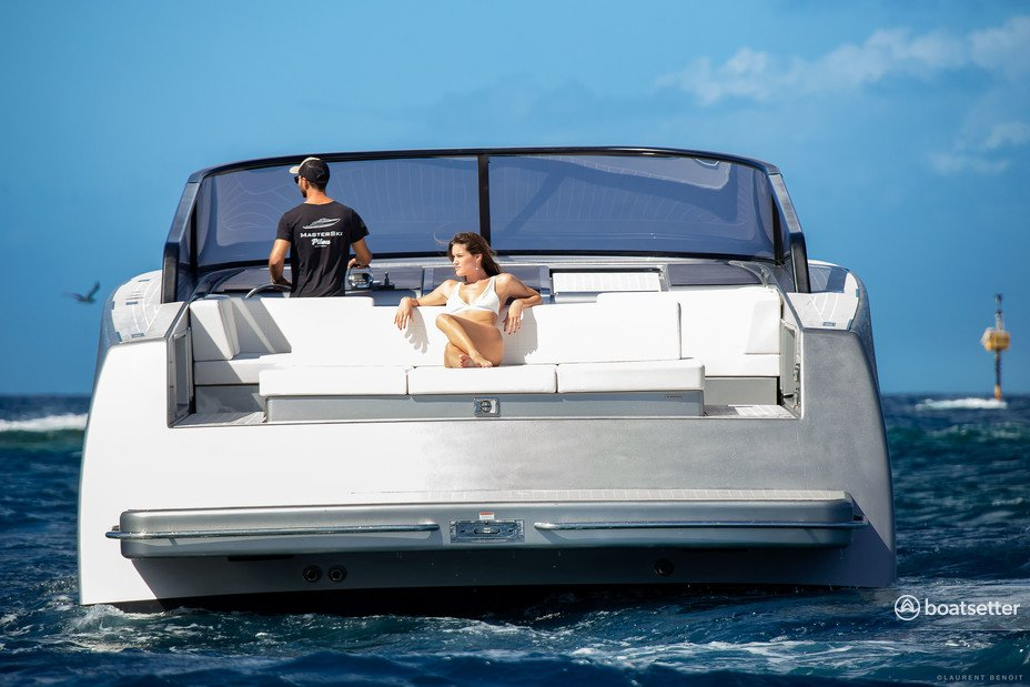 Rent a Van Dutch motor yacht in Gustavia, null near me