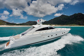 65 ft. Princess v 65 Motor Yacht Boat Rental Gustavia Image 4