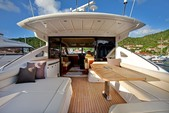 69 ft. Princess v 70 Motor Yacht Boat Rental Gustavia Image 1