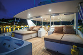 100 ft. Broward BROWARD 100 Motor Yacht Boat Rental Gustavia Image 3