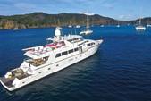 100 ft. Broward BROWARD 100 Motor Yacht Boat Rental Gustavia Image 4