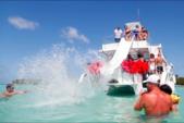 47 ft. Catamaran Cruisers Aqua Cruiser Catamaran Boat Rental Punta Cana Image 3
