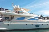85 ft. Azimut 80 Azimut Motor Yacht Boat Rental Puerto Vallarta Image 2