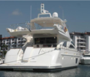85 ft. Azimut 80 Azimut Motor Yacht Boat Rental Puerto Vallarta Image 3
