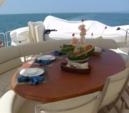 85 ft. Azimut 80 Azimut Motor Yacht Boat Rental Puerto Vallarta Image 4
