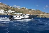26 ft. KFR 8 RIb Boat Boat Rental Mikonos Image 1