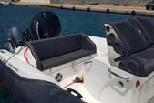 26 ft. KFR 8 RIb Boat Boat Rental Mikonos Image 4