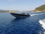 26 ft. KFR 8 RIb Boat Boat Rental Mikonos Image 8