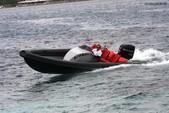 26 ft. KFR 8 RIb Boat Boat Rental Mikonos Image 9