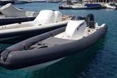 26 ft. KFR 8 RIb Boat Boat Rental Mikonos Image 10