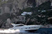 58 ft. Gianetti 58 Motor Yacht Boat Rental Amalfi Image 3