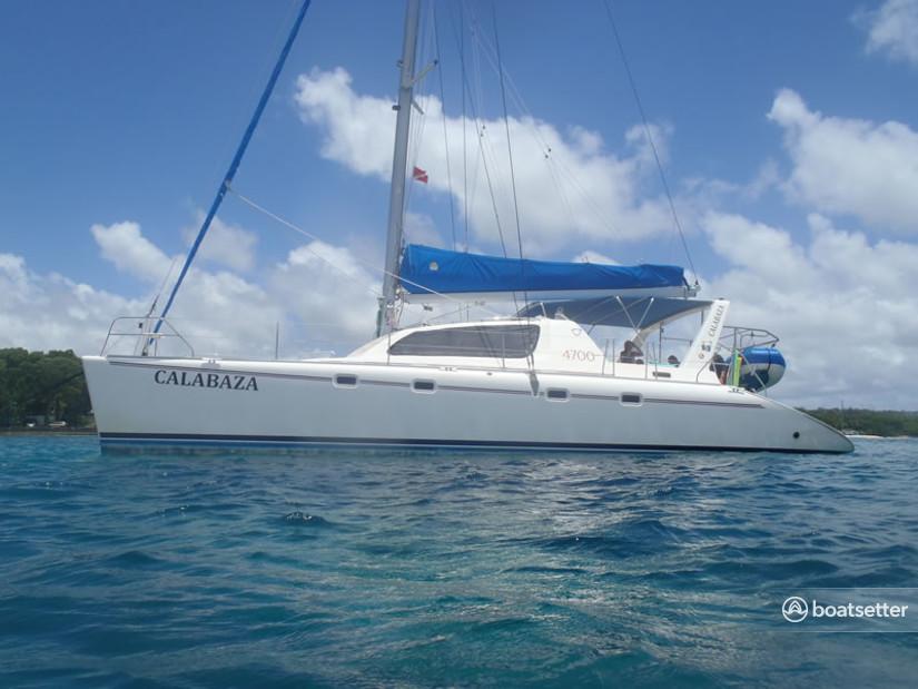 Rent a Catamaran catamaran in Bridgetown, null near me