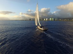 62 ft. Beneteau 57 Sloop Boat Rental Hawaii Image 4