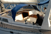 55 ft. Atlantic 24 Open Fisherman Sloop Boat Rental Glifada Image 1