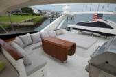 82 ft. San Lorenzo 82 Motor Yacht Boat Rental Nassau Image 3