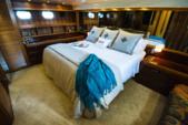 82 ft. San Lorenzo 82 Motor Yacht Boat Rental Nassau Image 5