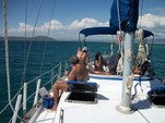40 ft. Endeavour 42 Center Cockpit Sloop Boat Rental Montego Bay Image 4