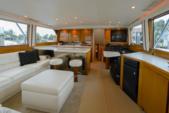 58 ft. Viking 57 Convertible Offshore Sport Fishing Boat Rental Boston Image 3