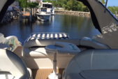48 ft. Fairline Targa 48 Gran Turismo Cruiser Boat Rental Miami Image 1