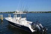 32 ft. Regulator 32 Fs Center Console Boat Rental Boston Image 1