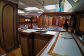 38 ft. Marlow Hunter 38 Sloop Boat Rental Puerto Vallarta Image 4