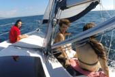 38 ft. Marlow Hunter 38 Sloop Boat Rental Puerto Vallarta Image 7