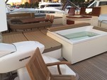 86 ft. Aicon Yachts Sport Cruiser Motor Yacht Boat Rental Miami Image 2