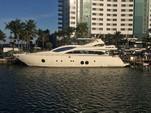 86 ft. Aicon Yachts Sport Cruiser Motor Yacht Boat Rental Miami Image 4