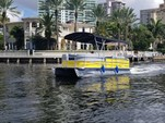 22 ft. Bentley 220 Elite Sport Pontoon Boat Rental Miami Image 2