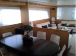 82 ft. San Lorenzo 82 Motor Yacht Boat Rental Viareggio Image 4