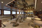 151 ft. Lloyd Ships Pty Custom Motor Yacht Boat Rental Viareggio Image 4