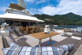 151 ft. Lloyd Ships Pty Custom Motor Yacht Boat Rental Viareggio Image 6